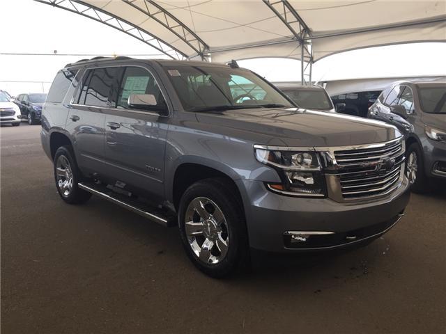2019 Chevrolet Tahoe Premier (Stk: 171102) in AIRDRIE - Image 1 of 26