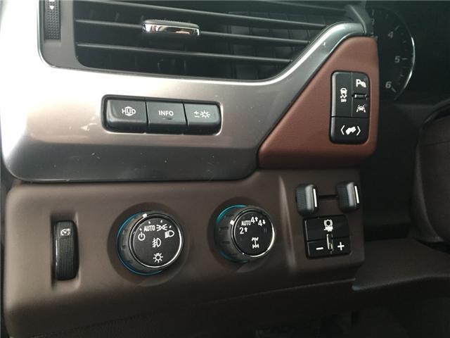 2019 Chevrolet Tahoe Premier (Stk: 171102) in AIRDRIE - Image 18 of 26