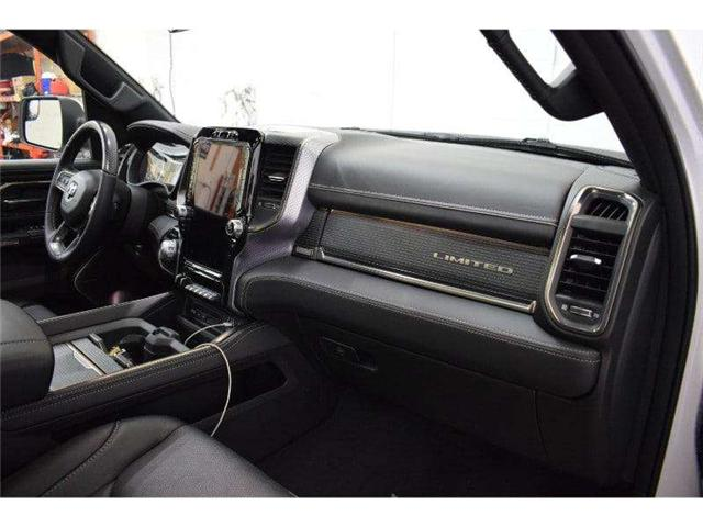 2019 RAM 1500 LIMITED CREW 4X4- NAV * LEATHER * BACKUP CAM (Stk: DP4077) in Kingston - Image 28 of 30