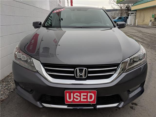2015 Honda Accord Touring V6 (Stk: H00354A) in North Cranbrook - Image 2 of 17