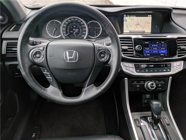 2015 Honda Accord Touring V6 (Stk: H00354A) in North Cranbrook - Image 10 of 17
