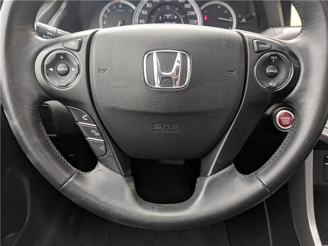 2015 Honda Accord Touring V6 (Stk: H00354A) in North Cranbrook - Image 11 of 17