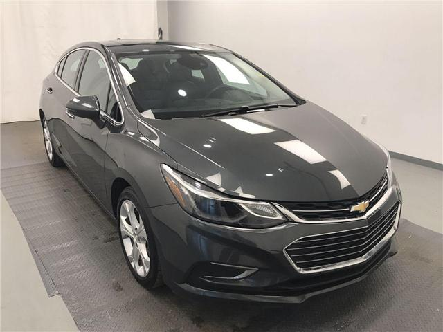 2017 Chevrolet Cruze Hatch Premier Auto (Stk: 179312) in Lethbridge - Image 1 of 21
