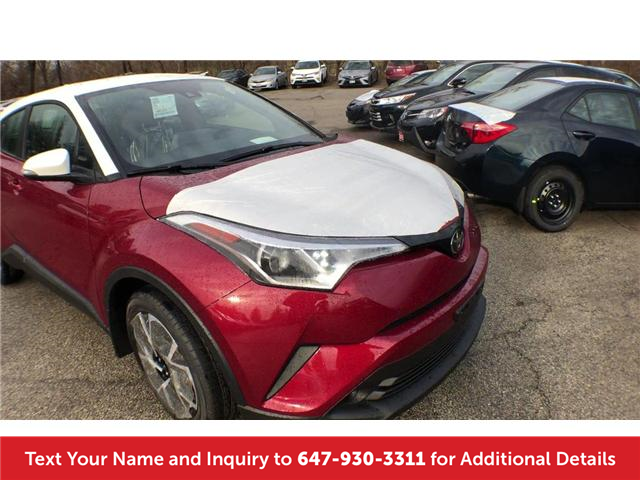2019 Toyota C-HR XLE Premium Package (Stk: K7356) in Mississauga - Image 2 of 19
