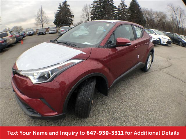 2019 Toyota C-HR XLE Package (Stk: K7355) in Mississauga - Image 1 of 19