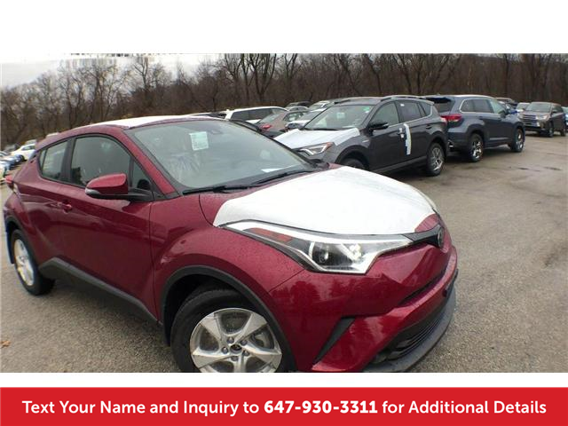 2019 Toyota C-HR XLE Package (Stk: K7355) in Mississauga - Image 2 of 19