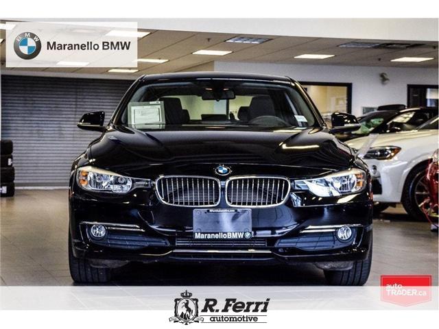 2015 BMW 320i xDrive (Stk: U8224) in Woodbridge - Image 2 of 19