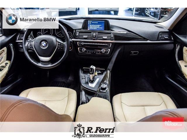 2014 BMW 320i xDrive (Stk: U8249) in Woodbridge - Image 12 of 21