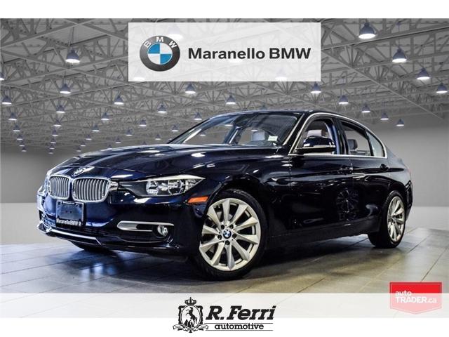 2014 BMW 320i xDrive (Stk: U8252) in Woodbridge - Image 1 of 22