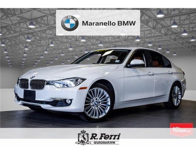 2014 BMW 328i xDrive (Stk: U8259) in Woodbridge - Image 1 of 17