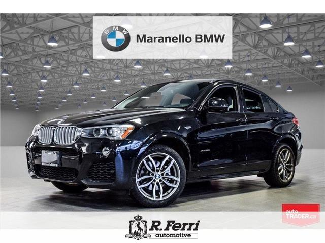 2016 BMW X4 xDrive28i (Stk: U8320) in Woodbridge - Image 1 of 23