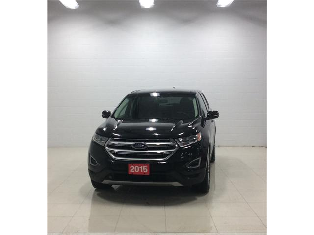 2015 Ford Edge Titanium (Stk: MP0456) in Sault Ste. Marie - Image 1 of 10