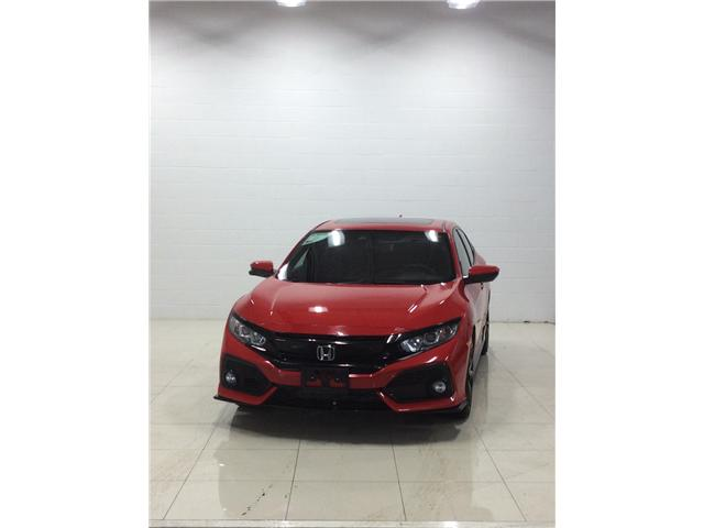 2017 Honda Civic Sport (Stk: P5098A) in Sault Ste. Marie - Image 1 of 13