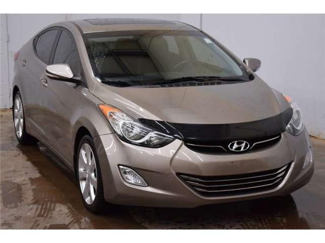 2013 Hyundai Elantra Limited - NAV * BACKUP CAM * HTD SEATS (Stk: B3067) in Kingston - Image 2 of 30