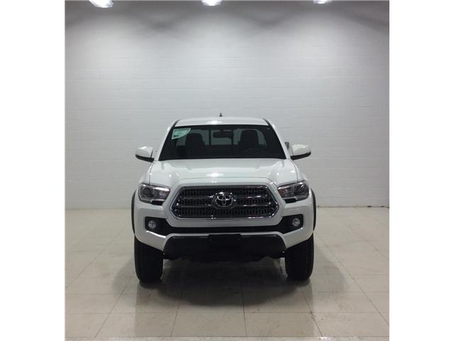 2017 Toyota Tacoma SR5 (Stk: T19049A) in Sault Ste. Marie - Image 2 of 12