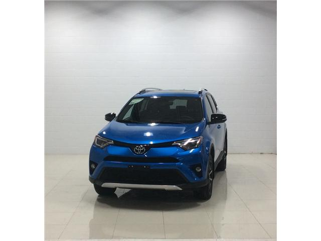 2016 Toyota RAV4 SE (Stk: P5157) in Sault Ste. Marie - Image 1 of 15