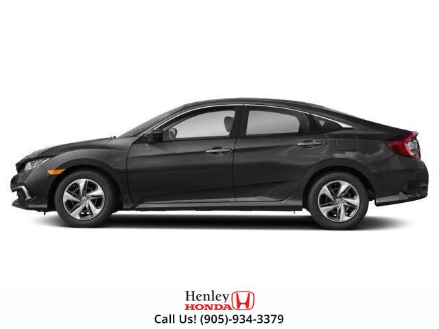 2019 Honda Civic LX (Stk: H17823) in St. Catharines - Image 2 of 9