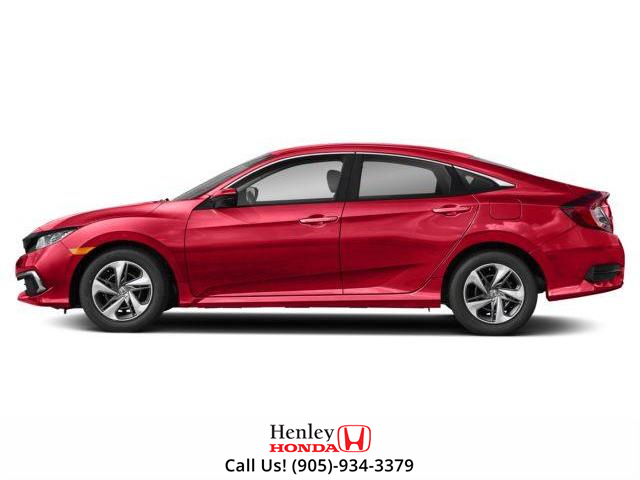 2019 Honda Civic LX (Stk: H17825) in St. Catharines - Image 2 of 9