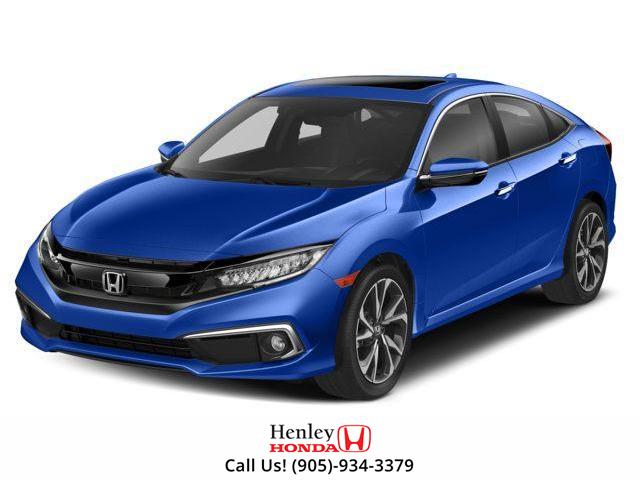 2019 Honda Civic Touring (Stk: H17826) in St. Catharines - Image 1 of 1