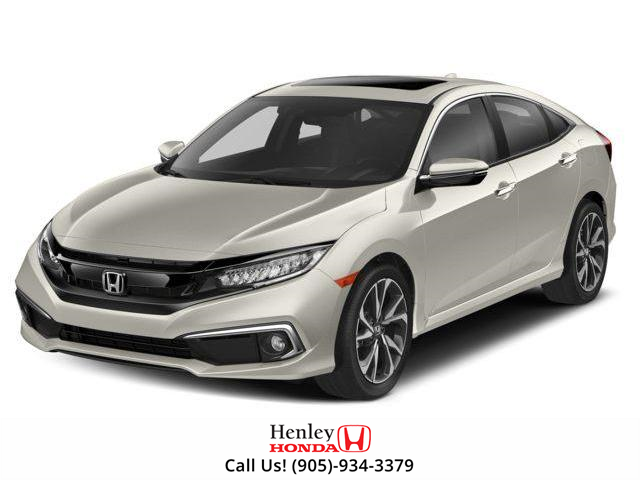 2019 Honda Civic Touring (Stk: H17828) in St. Catharines - Image 1 of 1