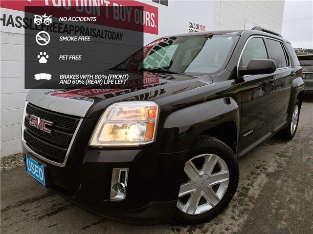 2011 GMC Terrain SLT-1 (Stk: H100776A) in North Cranbrook - Image 1 of 15