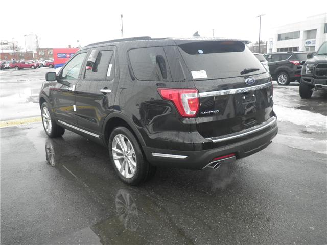 2019 Ford Explorer Limited (Stk: 1911370) in Ottawa - Image 3 of 13