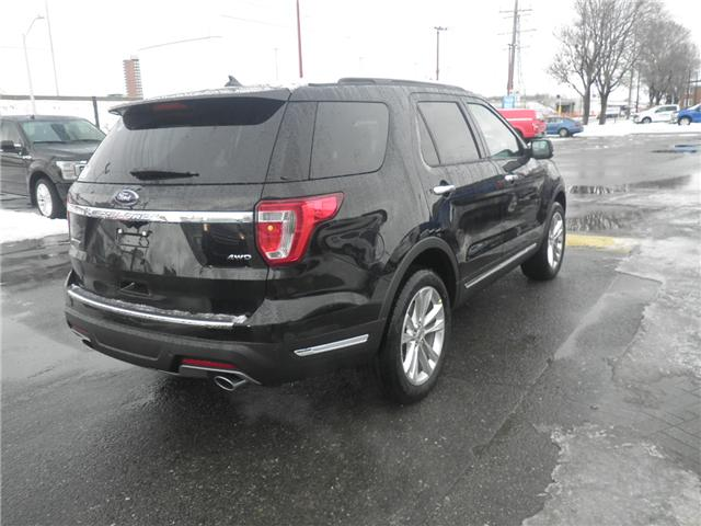 2019 Ford Explorer Limited (Stk: 1911370) in Ottawa - Image 5 of 13