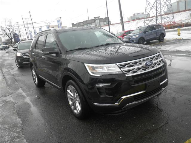 2019 Ford Explorer Limited (Stk: 1911370) in Ottawa - Image 6 of 13
