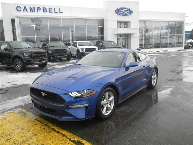 2018 Ford Mustang EcoBoost (Stk: 1814480) in Ottawa - Image 1 of 9