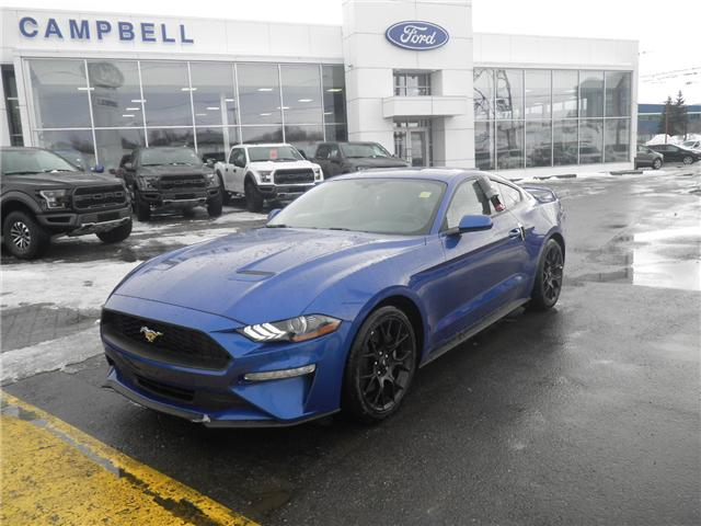 2018 Ford Mustang EcoBoost (Stk: 1815690) in Ottawa - Image 1 of 10