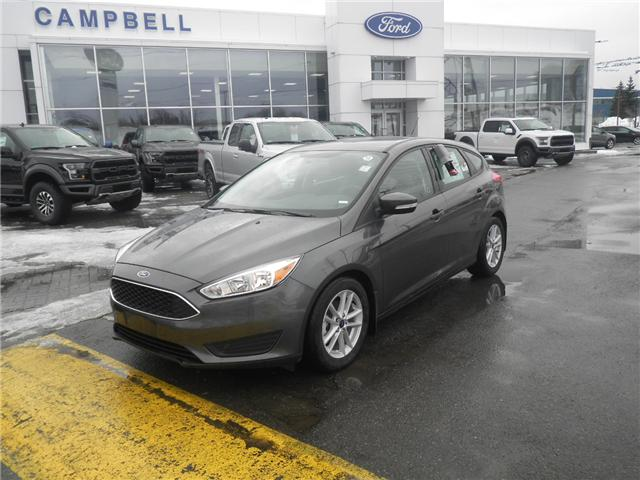 2018 Ford Focus SE (Stk: 1820650) in Ottawa - Image 1 of 11
