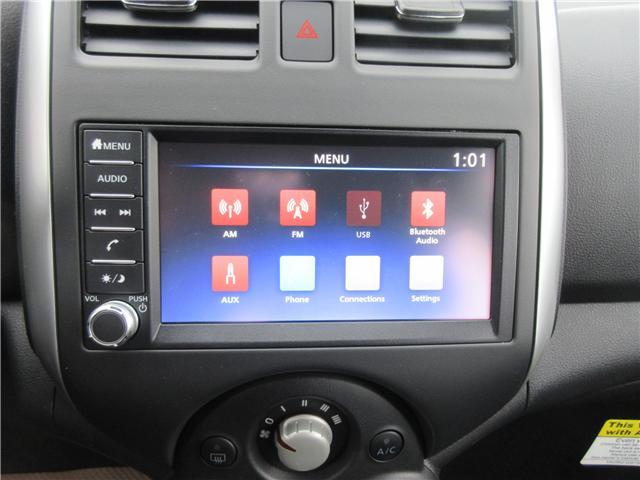 2019 Nissan Micra SV (Stk: 8372) in Okotoks - Image 5 of 21