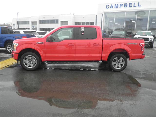2018 Ford F-150  (Stk: 1815050) in Ottawa - Image 2 of 11