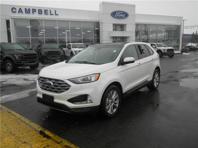 2019 Ford Edge Titanium (Stk: 1911440) in Ottawa - Image 1 of 11