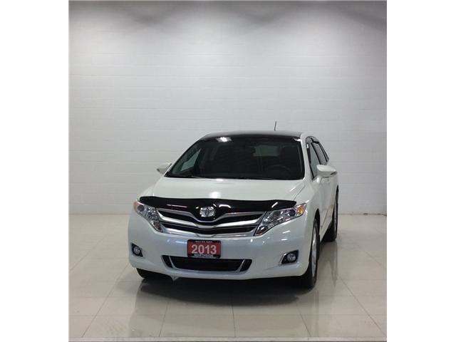 2013 Toyota Venza Base (Stk: T18310B) in Sault Ste. Marie - Image 1 of 12
