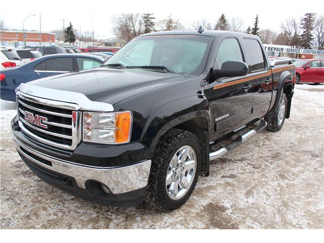 2012 GMC Sierra 1500 SLT (Stk: CDP2551) in Regina - Image 1 of 19
