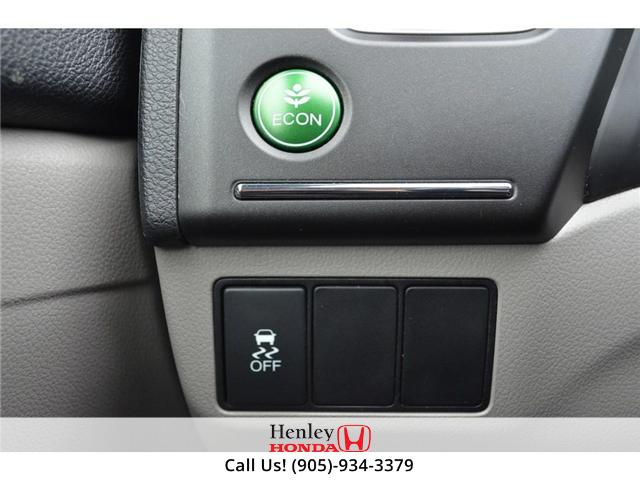 2015 Honda Civic LX BLUETOOTH HEATED SEATS (Stk: R9289) in St. Catharines - Image 14 of 25