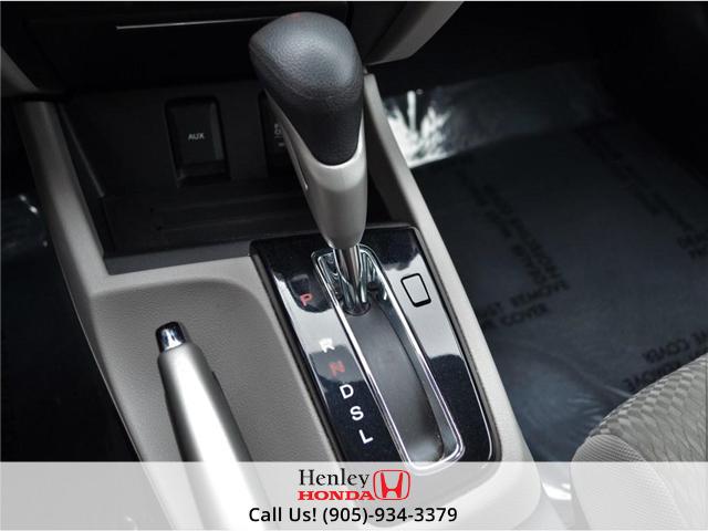 2015 Honda Civic LX BLUETOOTH HEATED SEATS (Stk: R9289) in St. Catharines - Image 22 of 25