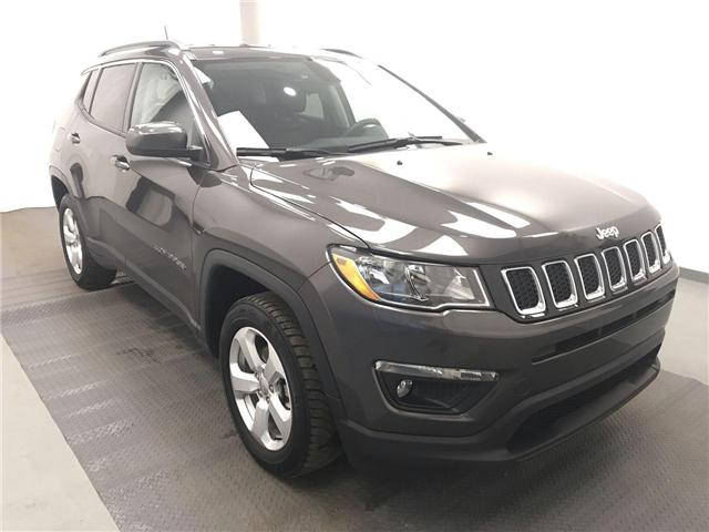 2018 Jeep Compass North (Stk: 201733) in Lethbridge - Image 1 of 21