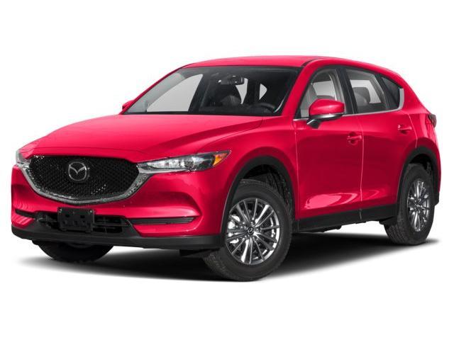2019 Mazda CX-5 GS (Stk: 19-1054) in Ajax - Image 1 of 9