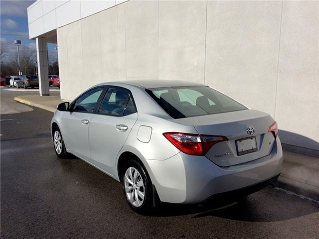 2016 Toyota Corolla LE (Stk: P3330) in Welland - Image 3 of 21