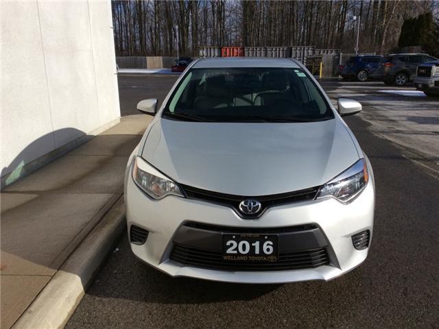 2016 Toyota Corolla LE (Stk: P3330) in Welland - Image 5 of 21