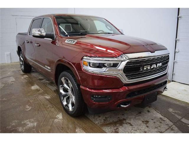 2019 RAM All New 1500 Limited 4x4 Crew Cab- NAV * LEATHER  (Stk: DP4080) in Kingston - Image 4 of 30