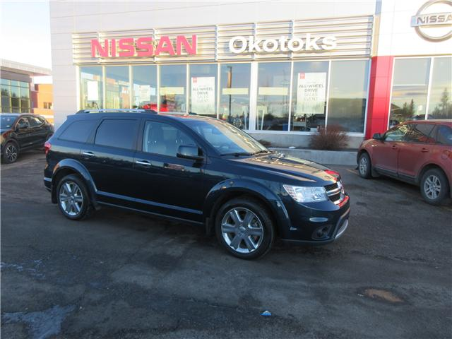 2014 Dodge Journey R/T (Stk: 8312) in Okotoks - Image 1 of 30