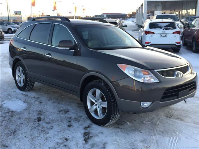 2009 Hyundai Veracruz Limited (Stk: B7224A) in Saskatoon - Image 1 of 25