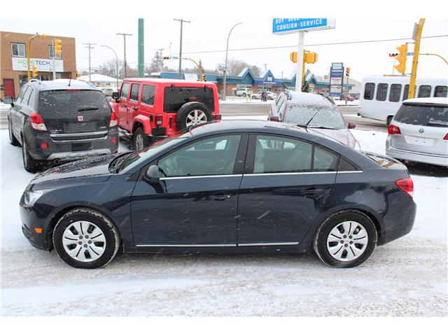 2014 Chevrolet Cruze 1LT (Stk: CBK2556) in Regina - Image 2 of 17
