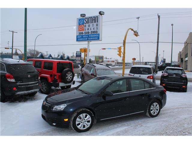 2014 Chevrolet Cruze 1LT (Stk: CBK2556) in Regina - Image 1 of 17