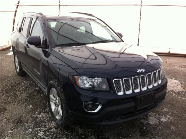 2017 Jeep Compass Sport/North (Stk: R8274A) in Ottawa - Image 1 of 21