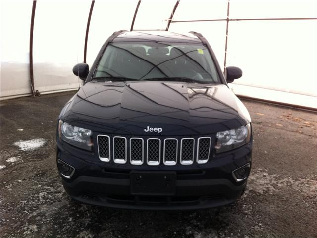 2017 Jeep Compass Sport/North (Stk: R8274A) in Ottawa - Image 2 of 21