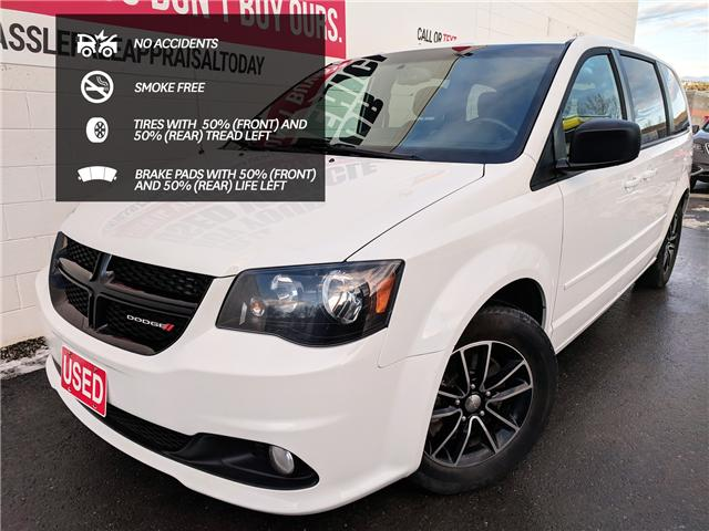 2014 Dodge Grand Caravan SE/SXT (Stk: B11577B) in North Cranbrook - Image 1 of 16